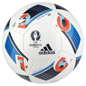 adidas Beau Jeu Mini Ball EM 10-er Paket  EURO 2016 – Bild 2