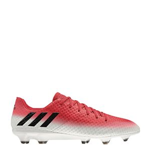 adidas MESSI 16.1 FG Red Limit Pack rot/weiß – Bild 1