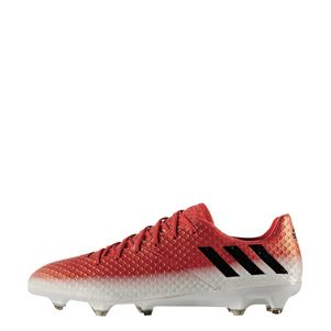 adidas MESSI 16.1 FG Red Limit Pack rot/weiß – Bild 2