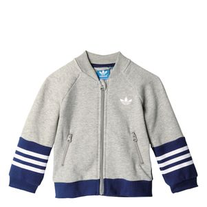 adidas Originals Kinder Fleece Superstar Anzug Baumwolle – Bild 3