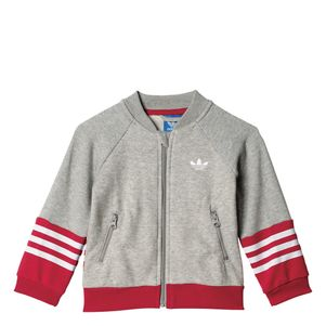 adidas Originals Kinder Fleece Superstar Anzug Baumwolle – Bild 11