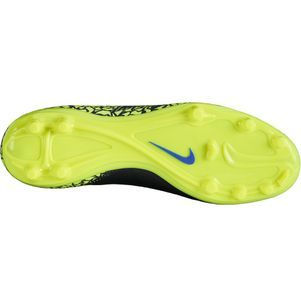 Nike Hypervenom Phelon II FG Dark Lightning Pack schwarz/weiß/blau – Bild 2