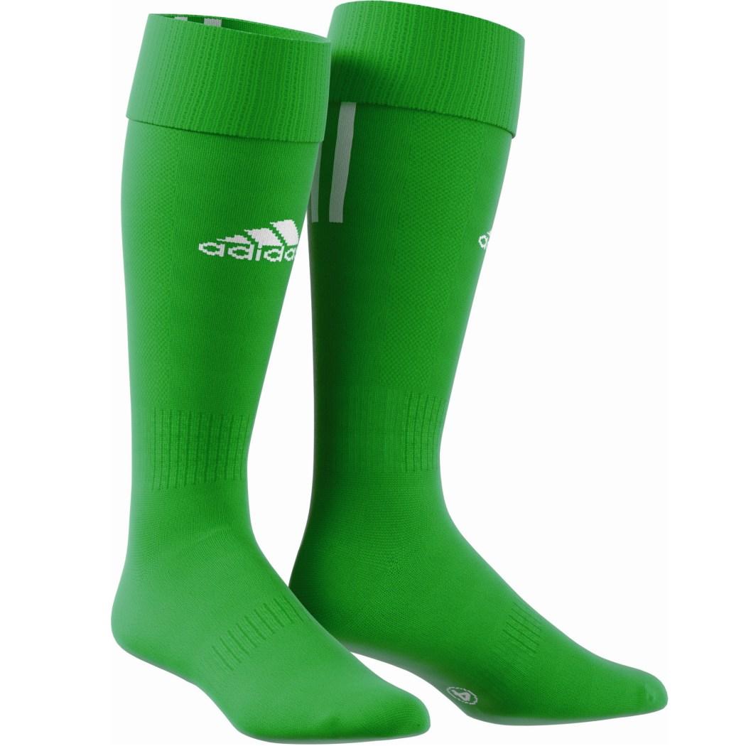 adidas Santos 3 Stripe Socke Stutzenstrumpf