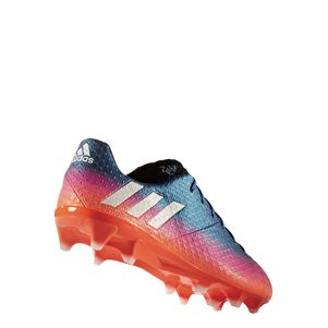 adidas Messi 16.1 FG Blue Blast Pack blau/weiß/orange – Bild 4