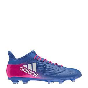 adidas X 16.2 FG Blue Blast Pack blau/weiß/pink