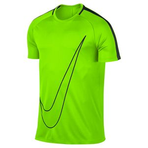 Nike Dry Academy Top kurzarm Trainingsshirt grün – Bild 1