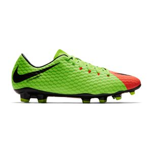 Nike Hypervenom Phelon III FG Radiation Flare Pack grün/orange/gelb – Bild 1