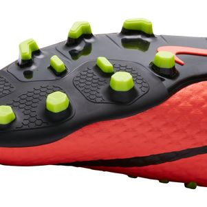 Nike Hypervenom Phelon III FG Radiation Flare Pack grün/orange/gelb – Bild 5