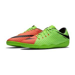 Nike Hypervenom Phelon III IC Indoor Radiation Flare Pack grün/orange – Bild 3