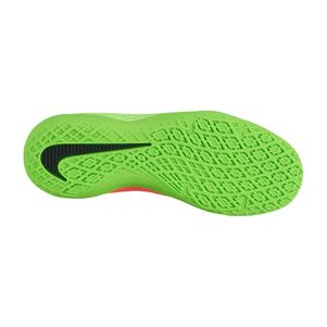 Nike Junior HypervenomX Phelon III Indoor Radiation Flare Pack grün – Bild 2