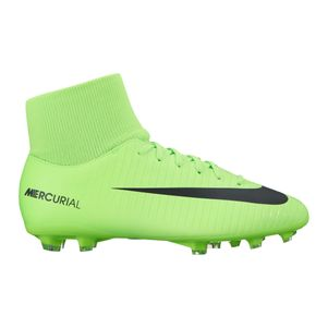 Nike Junior Mercurial Victory VI Dynamic Fit FG Radiation Flare grün – Bild 1