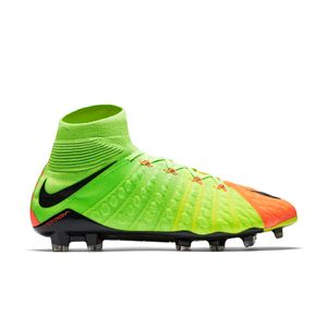 Nike Hypervenom Phantom III Dynamic Fit FG Radiation Flare grün/orange – Bild 1