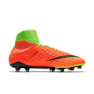 Nike Hypervenom Phantom III Dynamic Fit FG Radiation Flare grün/orange – Bild 3