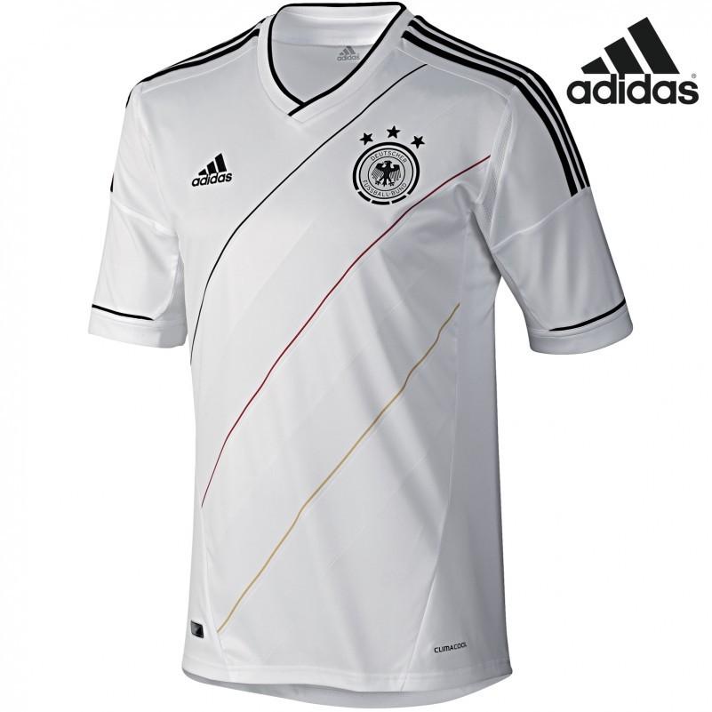 adidas DFB Deutschland Trikot AWAY EM 2012 mit DFB Götze +Nr 19 X21824