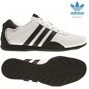 adidas ORIGINALS Adiracer Kids weiß/schwarz
