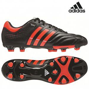 best loved be3f0 e25f3 adidas 11Core TRX FG schwarz orange