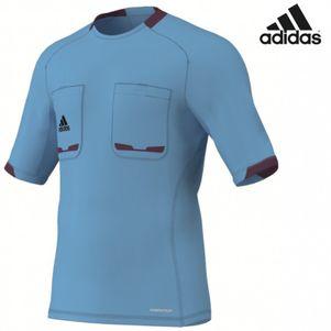 adidas Schiedsrichtertrikot Kurzarm Referee Trikot Short Sleeve blau