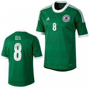 adidas DFB Deutschland Trikot AWAY EM 2012 Kinder mit DFB Özil +Nr 8