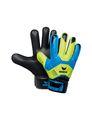erima TEC LITE HARDGROUND 4.0 Torwarthandschuhe mit Fingerschutz blau