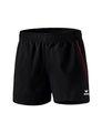 erima Freizeitshorts Short Basic kurze Sporthose schwarz blau rot