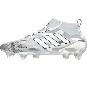 adidas ACE 17.1 Primeknit SG Fußballschuhe weiß / grau Camouflage Pack