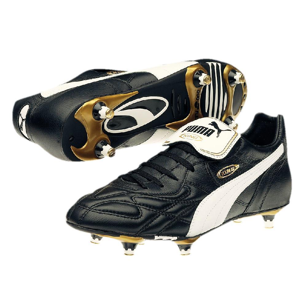 puma fußballschuhe schwarz gold