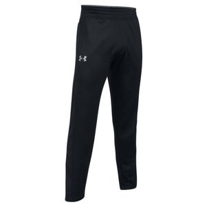 Under Armour Tech Terry Frotteehose Jogginghose schwarz – Bild 1