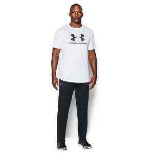 Under Armour Tech Terry Frotteehose Jogginghose schwarz – Bild 3