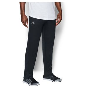 Under Armour Tech Terry Frotteehose Jogginghose schwarz – Bild 4