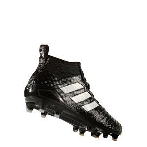 adidas ACE 17.1 Primeknit FG Fußballschuhe schwarz Checkered Black Pack – Bild 4