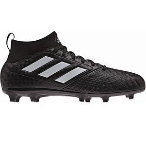 adidas ACE 17.3 Primemesh FG Junior Checkered Black Pack schwarz/weiß – Bild 1