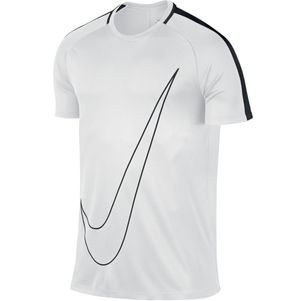 Nike Dry Academy Junior Top kurzarm Trainingsshirt Kinder weiß – Bild 1