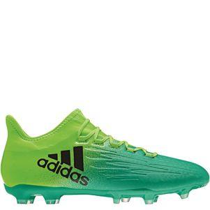 adidas X 16.2 FG Fußballschuhe Turbocharge Pack grün