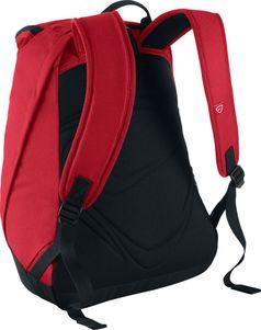 Nike Club Backpack Swoosh Team Rucksack rot oder schwarz – Bild 5