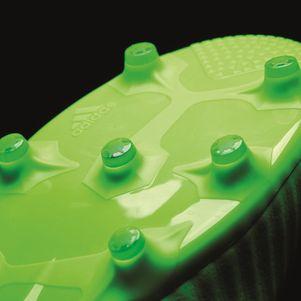 adidas ACE 17.2 FG Fußballschuhe Knöchelsocken Turbocharge Pack grün – Bild 7