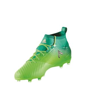 adidas ACE 17.2 FG Fußballschuhe Knöchelsocken Turbocharge Pack grün – Bild 2