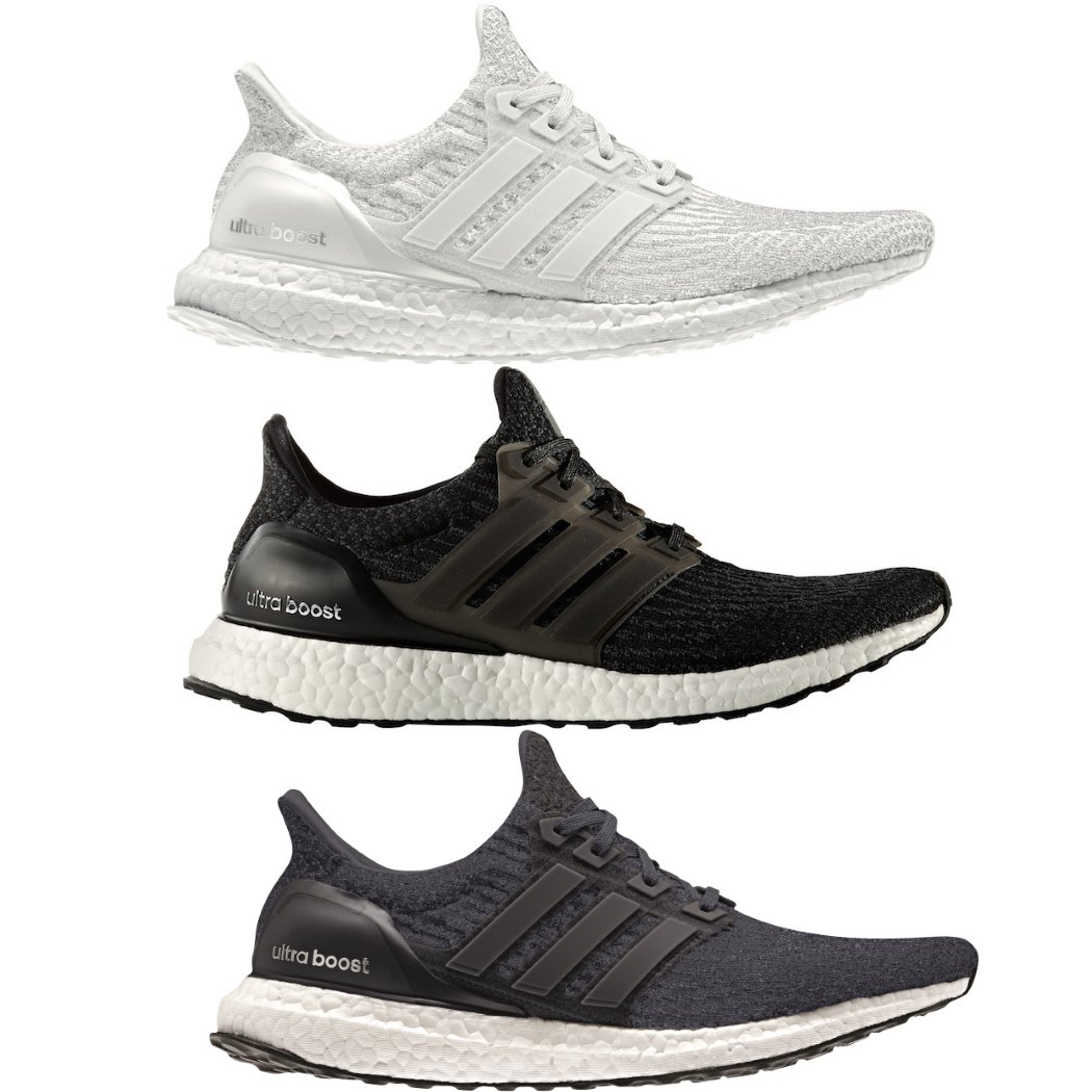 meet cheap new products adidas Ultra Boost 3.0 M Herren Laufschuhe