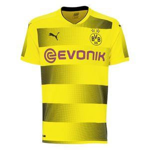 Puma BVB Borussia Dortmund Home Heimtrikot 2017/2018 – Bild 1