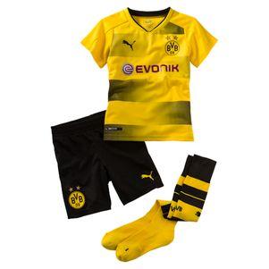 Puma BVB Borussia Dortmund Home Mini Kit 2017/2018 – Bild 1
