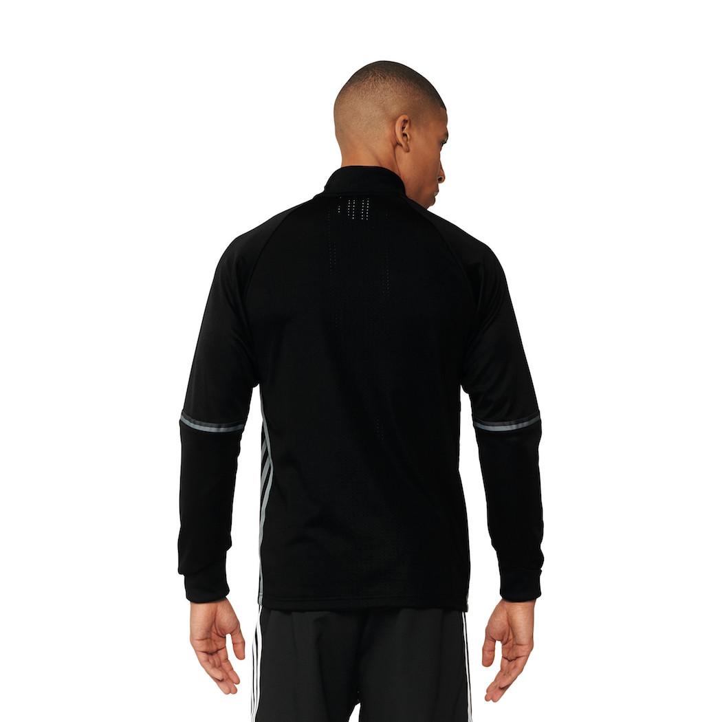 adidas Condivo 16 Trainingsjacke rot   blau   schwarz Teamwear Jacken d542feb816