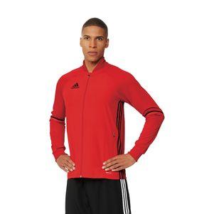 adidas Condivo 16 Trainingsjacke rot / blau / schwarz – Bild 12