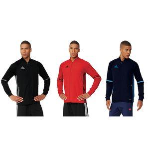 adidas Condivo 16 Trainingsjacke rot / blau / schwarz – Bild 1