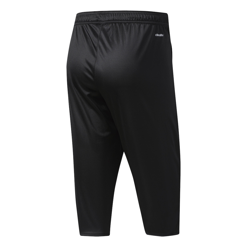 adidas Core 15 34 Trainingshose Short schwarzweiß