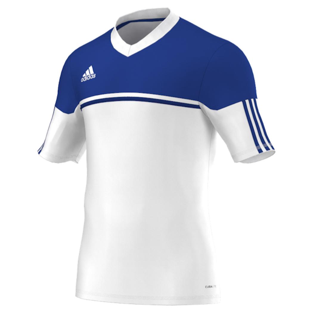 eleganckie buty przytulnie świeże oficjalne zdjęcia 2er Pack adidas Autheno Shirt Trainingsshirt Trikot Teamwear ...