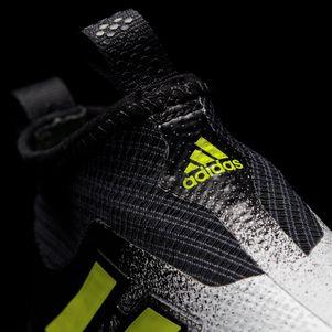 adidas ACE 17+ PURECONTROL FG Dust Storm weiß / schwarz – Bild 7