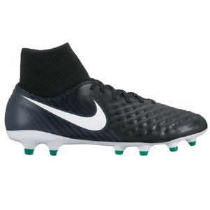 Nike Magista Onda II Dynamic Fit FG Pitch Dark Pack weiß / schwarz  – Bild 1