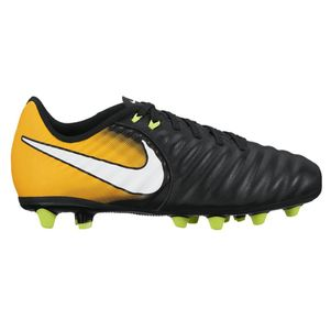 Nike Junior Tiempo Ligera IV FG Lock In Let Loose Pack schwarz / orange – Bild 1