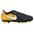 Nike Junior Tiempo Ligera IV FG Lock In Let Loose Pack schwarz / orange