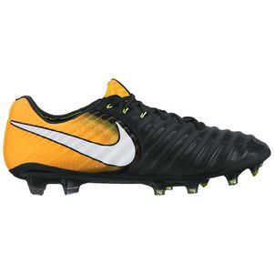 Nike Tiempo Legend VII FG Lock In Let Loose Pack schwarz /orange  – Bild 1