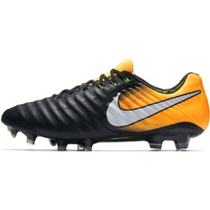 Nike Tiempo Legend VII FG Lock In Let Loose Pack schwarz /orange  – Bild 2